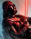 Just Vader by Mabiruna