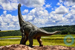 Brachiosaurus by X-Alex