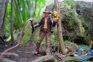 Indiana Jones by X-Alex