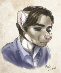 Grief by Moody-Ferret