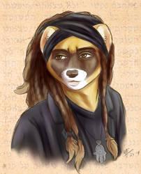 Idan the Kolonok by Moody-Ferret