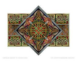 Celtic Eagles Design by BWS