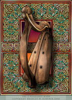 O'ffogerty Harp by BWS
