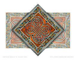 Celtic Panel Design by BWS