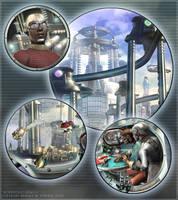 'Retropolis' Details by BWS