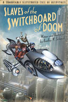 Cover Concept: Slaves of the Switchboard of Doom by BWS