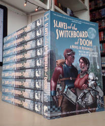 ARCS for Slaves of the Switchboard of Doom by BWS