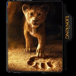The Lion King Folder Icon by dahlia069