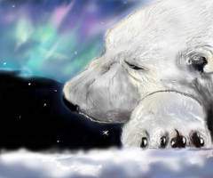 Polar Bear, by totalserenity1