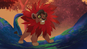 Kovu ~ I Just Can't Wait To Be King! by Yaseii