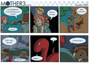 MOTHER3 Comics Yay by lauramw