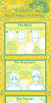 The Dreadful Anatomy Tutorial by Xoxochi