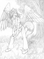 HollyAnn Sketchy 1 by Xeroxed-Animus