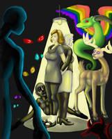 Strange Creatures by Xeroxed-Animus
