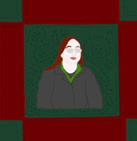 Self Portrait - Quilt by Xeroxed-Animus