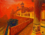 The Red Fort by Xeroxed-Animus