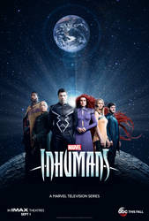 Inhumans Poster by tclarke597