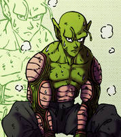 Namekian workout by ssjfabian