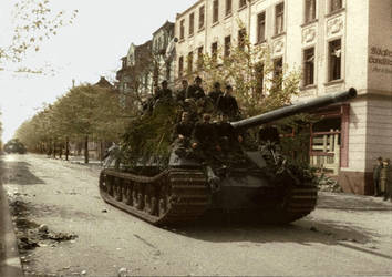 German soldiers 27 by Julia-Koterias