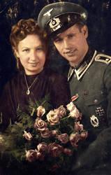 German soldier 29 by Julia-Koterias