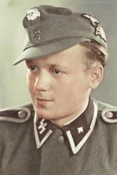 German soldier 30 by Julia-Koterias