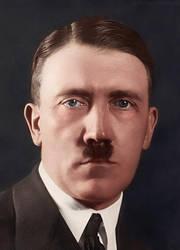 Adolf Hitler (in colour) 49 by Julia-Koterias