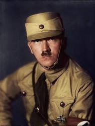 Adolf Hitler (in colour) 50 by Julia-Koterias