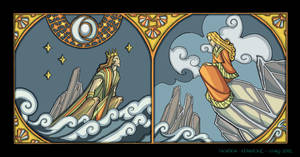 The Maiden And The Selkie by MauReen90