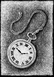 Pocket Watch by SallyNixon