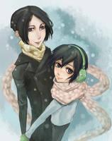 nabari :: snowy day by meenist
