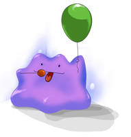 Happy Ditto by Bestary