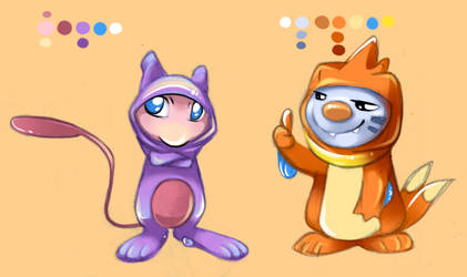 Day #5 Mews, Otters and Cosplay by Bestary