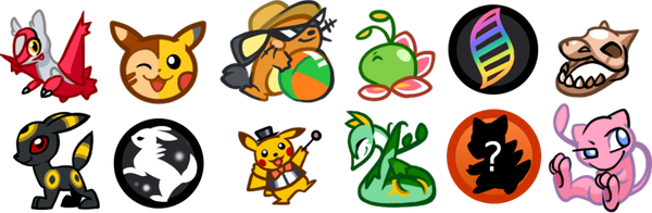 Day #35 (missed) - Award badges by Bestary