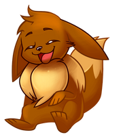 Day# 36 - Eevee by Bestary