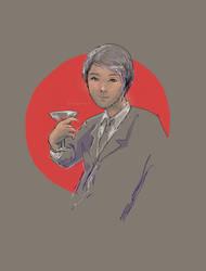 Tsukiyama by darksapphiredrop