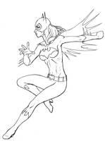 Barbara Gordon: Batgirl by bredenius