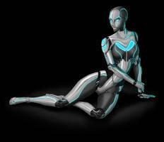 Today, I Am Robot by bredenius