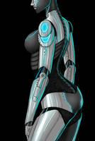 Today, I Am Robot 2 by bredenius