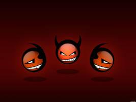 Feeling Devilish wp by TwistEd-Ky0
