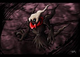 Darkrai by KidScribbles