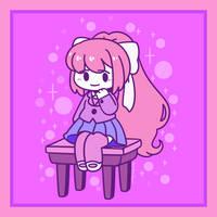[COM] Monika by BonbonBox