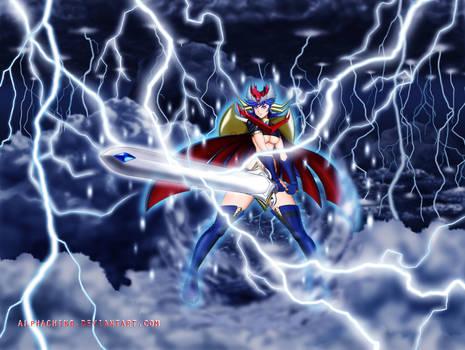 Mazin Empress G  color by alphachino
