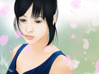 Hana Kimi - Horikita Maki by Mustang47
