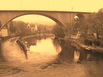 bridge by Haru-no-Keeki