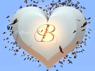 happy valentine by mrhd