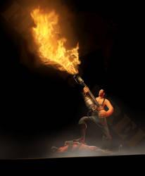 Feuer frei! by MrRiar