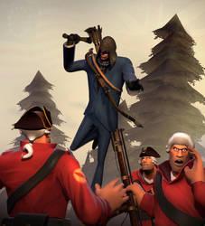 Spy's Creed III by MrRiar
