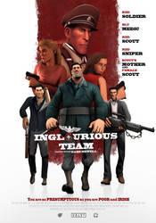 Inglourious Team by MrRiar