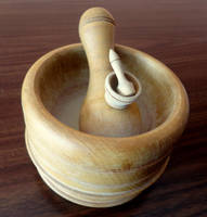 Mortar and pestle on Mortar and pestle by Maleiva