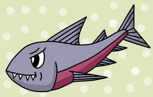 Piranha by Maleiva